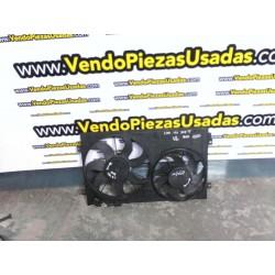 1K0121207T CONJUNTO SOPORTE Y DOS ELECTROVENTILADORES 1900 TDI BXE - VAG