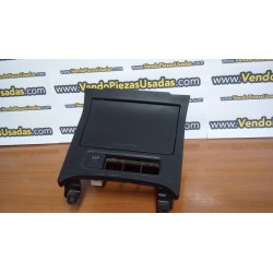 GOLF 5 - cenicero delantero color negro 1K0857961