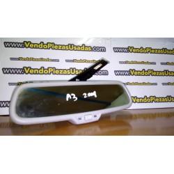 A3 8P - A4 B6-B7 - espejo interior eléctrico fotosensible antideslumbrante IE11015621