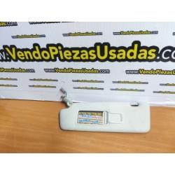 8K0857551 PARASOL IZQUIERDO AUDI A4 B8 8K AVANT DESPIECE VENDOPIEZASUSADAS SANXENXO