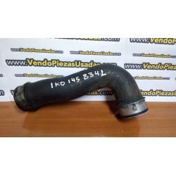 1900 TDI -BKC-BLS-BRU-BXE - tubo intercooler pipa 1K0145834L