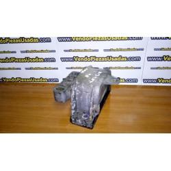 GOLF 4 - BEETLE - A3 8L - soporte taco motor silentblock izquierdo caja de cambio 1J0199555M