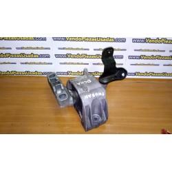 GOLF 5-6 - LEON 2- ALTEA- soporte taco motor silentblock DERECHO DISTRIBUCION 1K0199262AF