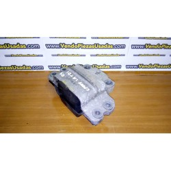 GOLF 5-6 - LEON 2- ALTEA-TOLEDO 3- A3 8P- -- soporte taco motor silentblock IZQUIERDO CAJA CAMBIO 1K0199555M